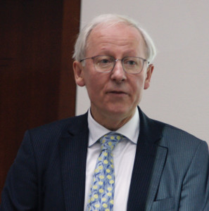 Partner at Luther Rechtsanwaltsgesellschaft and Co-chairperson of the Law Firm Management Committee of the IBA, Hermann J Knott, spoke about success factors of law firms in Tanzania, which practitioners can apply in their different jurisdiction.