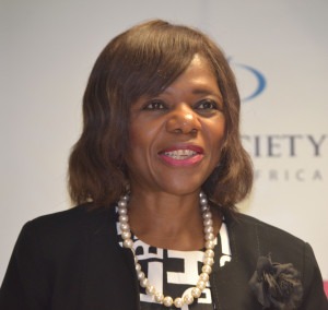 Public Protector Advocate, Thuli Madonsela, at the LSSA Colloquium on the Powers and Functions of the Office of the Public Protector earlier this year.