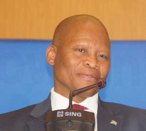 Chief Justice Mogoeng Mogoeng appealed to the profession to get serious about radical transformation and empowerment.