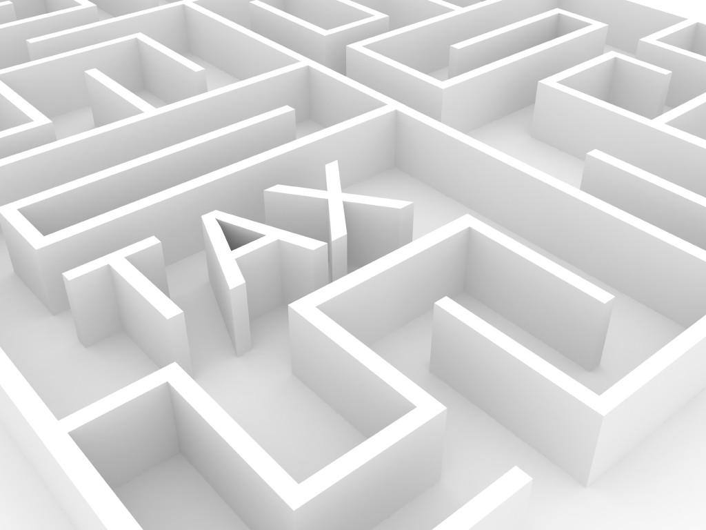 Tax Labyrinth