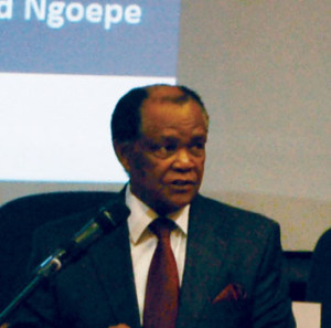 Tax Ombud, Judge Bernard Ngoepe, gave the keynote speech at the University of Pretoria.