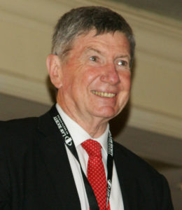 Former Co-chairperson of the Law Society of South Africa, Richard Scott, welcomed delegates to the annual general meeting.