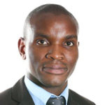 Donald Mokgehle has been promoted as an associate director.