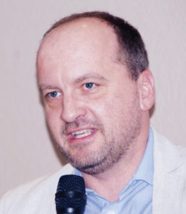 North West University Professor Pieter du Toit was the guest speaker at the Law Society of the Free State's annual general meeting in Clarens.