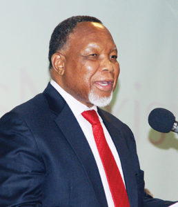 Former President Kgalema Motlanthe delivered the keynote address at the KwaZulu-Natal annual general meeting.
