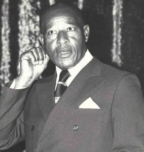 File picture of Godfrey Mokgonane Pitje.